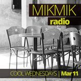 Cool Wednesdays - March 11, 2015