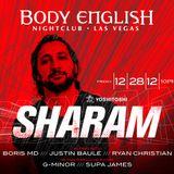 Ryan Christian - Live at Body English with Sharam