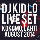 DJ Kid Lo – Live Set at Kokomo August 2014