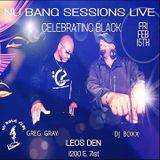 Greg Gray Live at Nu Bang Sessions (Chicago) 2-15-19