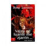 """"""" Vajza qe luante me zjarrin """" shkruar nga Stieg Larsson.Ep.3"""