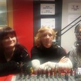 Community_Matters Feb 11th 2015 with Marie, Grace Delgarno Champions + Joumana Ijad Dance