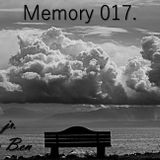 Memory 017. (Mixed by Janos jr. & Andre Ben)