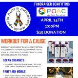 #017 - DJ Ricky Rick  Live @ Extraordinary Fitness Fundraising Benifit ! 732.703.RICK
