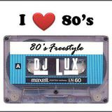 80's Freestyle Throwback Mix