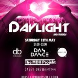 Live from Daylight & Friends at Thirty3Hz Guildford -  Saturday 13th May 2017