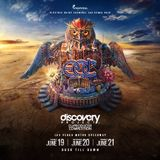Kaosmatic's set for Discovery project : EDC Las vegas 2015
