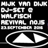 Mijk van Dijk Classic DJ Set at Walfisch Revival Party Berlin, 2016-09-23