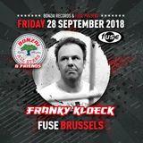 FRANKY KLOECK @ BONZAI ALL STARS & FRIENDS (FUSE, BRUSSELS)