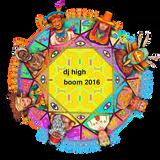 dj high @ boom 2016
