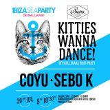 Sebo K  -  Live At Sura Boat Party (Ibiza)  - 30-Jul-2014