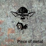 Piece of metal