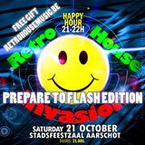 Just-K @ TranceRoom Retrohouseinvasion - Prepare To Flash Edition