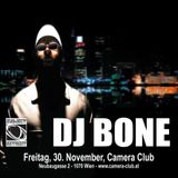 DJ Bone at Club Camera (Vienna - Austria) - 30 November 2007