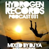 Hydrogen Podcast 001 mixed by dj YA