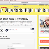 DJ EMSKEE MIX FOR J SMOOTHS NEW UNDERGROUND RAILROAD RADIO SHOW IN BROOKLYN (LOUNGE HIP HOP) 7/20/19