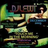 LewiCast #31 - TOUCH ME IN THE MORNING - 11.12.09