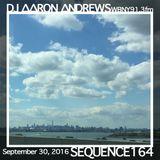 Sequence 164-DJ Aaron Andrews-September 30, 2016