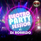 ELECTRO PARTY SESSION BY DJ RONALDO