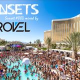 Sunsets Mixed by Rovel. The Sunset #003 (05-10-2015)