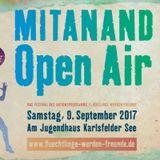 Julia Jäckel über das Mitanand Open Air