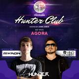 HUNTER CLUB - S03E05 (GUEST DJ VINO GOMIERO) - HUNTER.FM