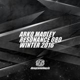 Arko Madley - Resonance 080 (2016-12-08)