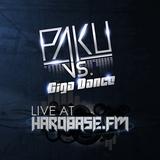 PaKu vs. Giga Dance @ Radio HardBase.FM (16.01.2014)