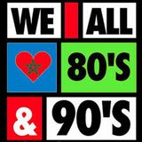 DJ 4REAL'S 80'S N 90'S POP MUSIC MIXDOWN