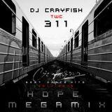 Best Dance Hits 2017-2018 Megamix by DJ Crayfish TWC 311