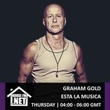Graham Gold - Esta La Musica 23 JAN 2020