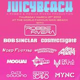 Bob Sinclair - Live at Juicy Beach party (Nikki Beach, Miami - WMC) - 21.03.2013