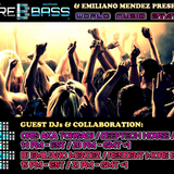 MoreBass & Emiliano Mendez Pres: World Music Station - Oris aka Tongadj guest set - 21/02/2016