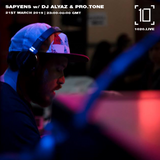 Sapyens w/ DJ Alyaz & Pro.Tone - 21st March 2019