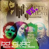 DJ Cuac - Annette Moreno Vs Rojo (MixSet)