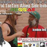 Reggae On the Terrace _ Lovers Rock Edition With Icebox International, Realion, Scepta & Cherry Rock