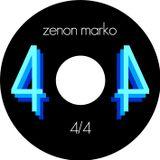Zenon Marko - 4/4 (house nudisco indie dance DJ mix)