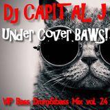 DJ CAPITAL J - UNDER COVER BAWS! [VIP BASS MIX vol. 24