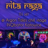 Rita Raga - DJ set @ Argon Tales chill stage, INQbator Katowice