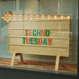 Live at Techno Tuesday (apr 2013)