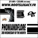 ROOTS LEGACY Radio Show - 17/04/2019 - P.A.F. Session