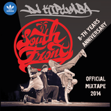 Dj Kirumba - South Font 8 Years Anniversary Mixtape (hosted by Scream)