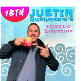 "Justin Rushmore's Eclectic Selection -  (85) ""chill>funk>hiphop>beats>dnb>house"""