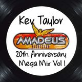 Amadeus 20th Anniversary Mega Mix Vol 1