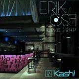 Erik ESQ. Live @ KASHI   Sat 2.4.17 (pt 1/2)