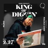 MURO presents KING OF DIGGIN' 2019.02.27 【DIGGIN' Elegant Funk】