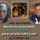 Beyond the Grave Radio Guest Psychic Medium Seth Michael