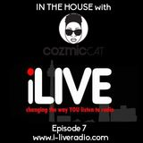 In The House with Cozmic Cat Radio Show