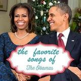 the favorite music of the obama's