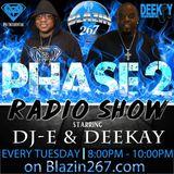 Phase 2 Radio Show 5 8 18